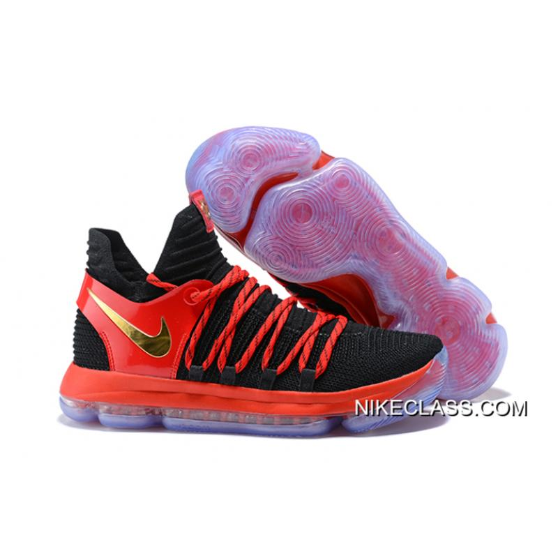 ... switzerland nike kd 10 black university red metallic gold super deals  08ad4 d605f a878778cb