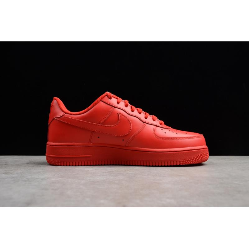 Últimas Hot! Nike Air Force 1 Low 'Solar Red'