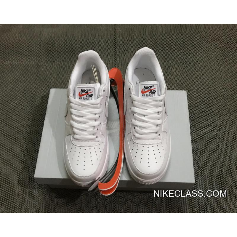 "huge inventory f71b7 c3929 ... Nike Air Force 1 Low ""Swoosh Pack"" Salida ..."
