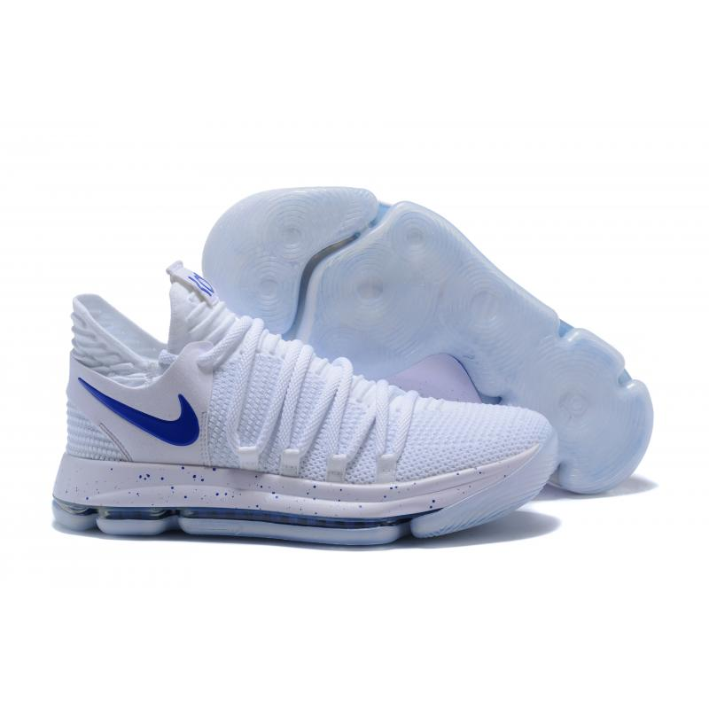 new style 57138 9dafe ... germany nike kd 10 white blue new release 0dbb5 d9773