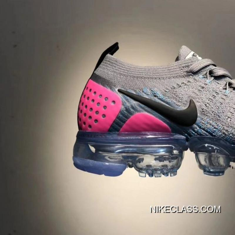 Where To Buy Women Nike Air VaporMax 2018 Flyknit Sneakers SKU:94055 296